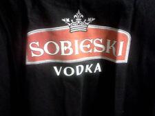 """Sobieski Vodka """"Wodka Polska"""" Men's T Shirt Sz L Brand New"""