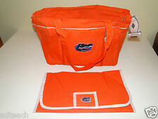University of Florida Gators Baby & Toddler  Diaper Bag NWT w/ Changing Pad