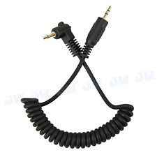JJC Remote Control Connecting Cable with 2.5mm Jack for SIGMA SD-9 SD-10 Camera