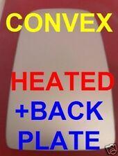 LDV 400/ CONVOY/ PILOT/ MAXUS/ SHERPA WING MIRROR GLASS CONVEX HEATED +PLATE