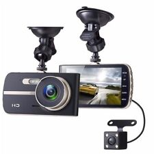 FULL HD in Car Rear View Mirror CCTV Security Dual Camera Recorder DASH CAM