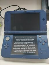 CONSOLA NINTENDO NEW 3DS XL !!