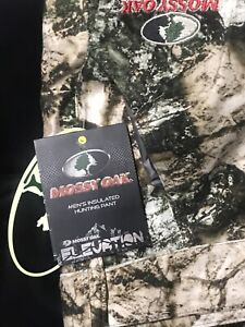 3XL Mossy Oak Insulated Hunting Pants - Free Shipping