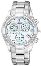 Citizen Women's FB1220-53D Regent Chronograph Eco-Drive Ladies' Watch (CZ-1040)