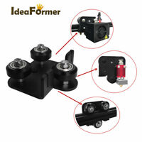 Extruder Back Support Plate With Bearing Pulley Kit For Ender 3 CR10 3D Printer.