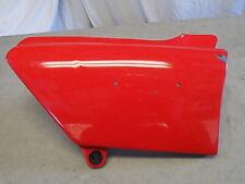 78 Suzuki GS 750 E EC Red Right Side Cover ~FastFreeShip~