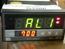 RKC INSTRUMENTS REX-AF4 Temperature Controller 0-1600°C Guaranteed
