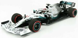 1/18 MINICHAMPS Mercedes F1 W10 N°44 Lewis Hamilton Gp Germany 2019 New