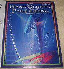 Hang Gliding & Paragliding Magazine October 2007