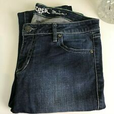Rock 47 by Wrangler  - Women's Jeans  Pre loved Size 12/14 Ultra Low Rise