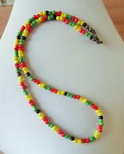 Glass Surfer Costume Necklaces & Pendants