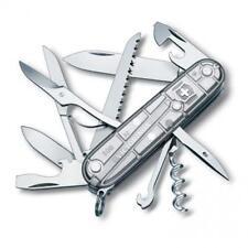 Victorinox - Huntsman SilverTech, Coltellino, colore: Argento [Sport]