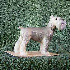Hagen Renaker Miniature Dog Animal Schnauzer