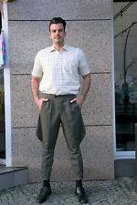 Capo Hose Uniform Stiefelhose Reithose militär 60er True VINTAGE men trousers