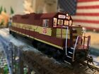 HO Scale GP38-2 DC Powered Diesel Locomotive WISCONSIN CENTRAL nice details NEW!