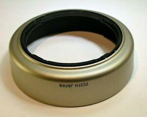 Tamron 2C2FH Gegenlichtblende Schatten Für Af 28-80mm f3.5-5.6 zoom (Silber)