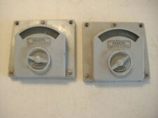pr vintage working gray aurora steering wheel operated controlers
