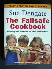 The Failsafe Cookbook: Reducing Food Chemicals by Sue Dengate (Paperback, 2007)