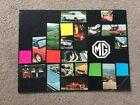 MG brochure MGB, MGB GT,MIDGET MARK III ,1300 Mk ll 1970 pub 2785 in  VGC