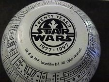 Star Wars Fossil Collectors watch, Deathstar Case