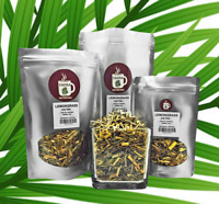 Premium Lemongrass C/S Herbal Tea 100% Natural for Fever and Cold