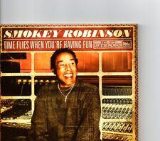 Smokey Robinson : Time Flies When You're Having Fun CD (2009) *L1