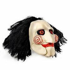 Halloween Maske Jigsaw Maske Saw Horror Grusel Puppe Party Fasching Deko