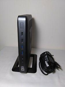 HP t620 Thin Client Mini Desktop PC AMD GX-415GA 1.5GHz 8GB RAM 120GB SSD Linux
