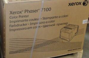 Xerox Phaser 7100 Color Laser Printer