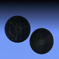 2 Aktivkohlefilter für Dunstabzugshaube Bomann DU 660 IX , DU 667 G , DU 668 G