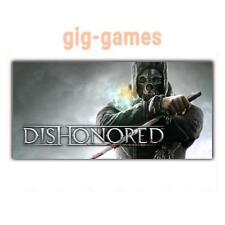 Dishonored PC spiel Steam Download Digital Link DE/EU/USA Key Code Gift Game