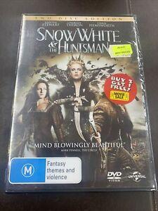 SNOW WHITE & THE HUNTSMAN - (R4 2 Disc Set)