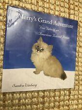 Merry's Grand Adventure True Tales of an American Bobtail Kitten Sandra Winberg