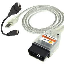 DCAN USB Diagnose Interface für BMW und Mini von 06-11 komp Carly BMWhat Android