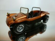 MINISTYLE VOLKSWAGEN BUGGY MEYER MAUX - BROWN MET 1:43 - EXCELLENT CONDITION - 5