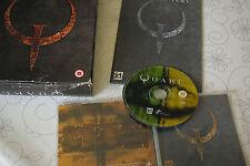 QUAKE (1) - ORIGINAL CLASSIC  BIG BOX PC CD-ROM