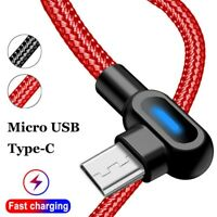 Sincronizacion de datos Carga rápida Cable cargador C * micro USB For Android es