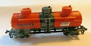 """Model Power N Camión Cisterna / Vagón Cisterna """"Hooker"""""""