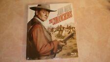 NEW John Wayne The Comancheros (Blu-ray Disc, 2011, SPECIAL FEATURES
