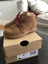 UGG Kristjan Boots Chestnut Size Toddler 6