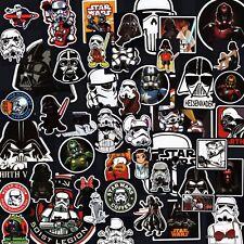 Star Wars Stickers 50 Designs! Laptop Car Skateboard Wall Waterproof Vinyl
