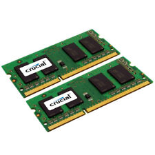 Crucial para Mac de Apple 16GB 2x8gb doble canal DDR3 1333mhz Pc3-10600 Sodimm
