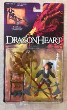 Dragonheart KARA Action Figure Mint on Excellent Card! 1995 Kenner