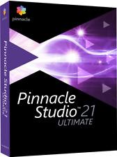 PNST21ULEFAM Pinnacle Studio 21 ULTMT En FR Corel Crlcd15142wi