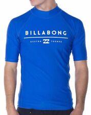 Men's Billabong All Day Unity SS Rashie - Rash Swim Top. Size M. NWT, RRP $49.99
