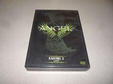 ANGEL SEASON 3 DVD BOX SET 6 DISC'S