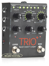 Digitech TRIOPLUS Band Creator with Built-In Looper Pedal