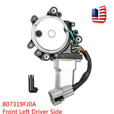 New Front Left, Driver Side Window Motor for Nissan Titan 2004-2014