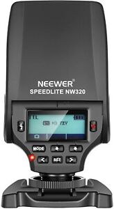 Neewer NW320 Mini TTL Speedlite Flash Automatic Flash For Sony