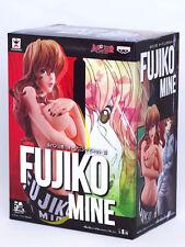 LUPIN THE THIRD OPENING VIGNETTE FUJIKO MINE FIGURE BANPRESTO 2017